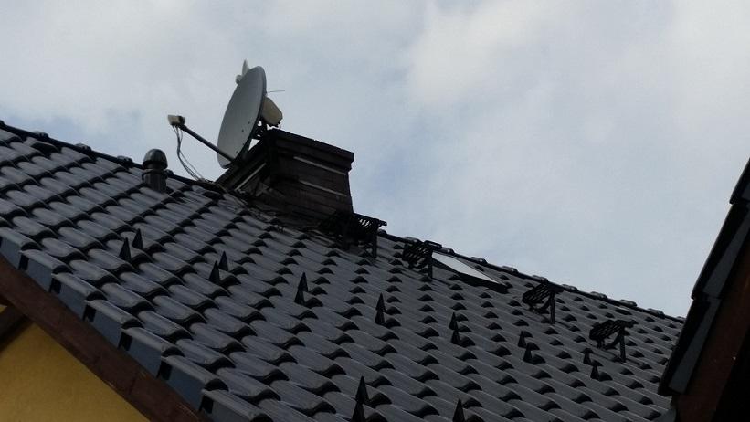 Montaż i instalacja anteny satelitarnej Bielsko- Biała Lipnik
