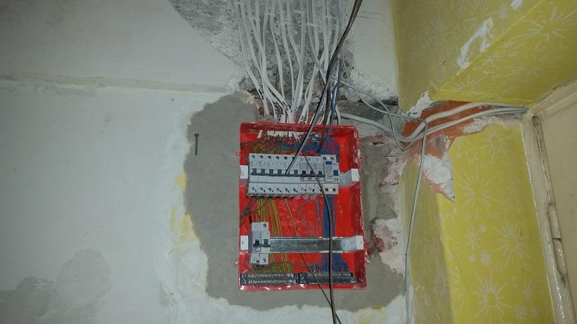 Instalacja elektryczna w starym budownictwie