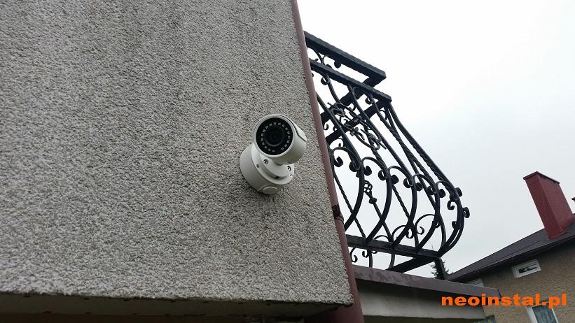 Montaż kamer Bielsko-Biała Straconka