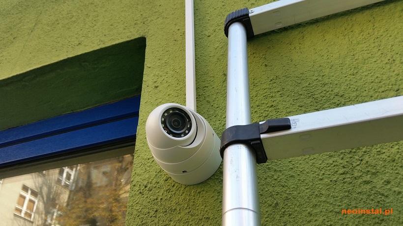 Monitoring Dahua- obiekt hotelowy w Bielsku-Białej