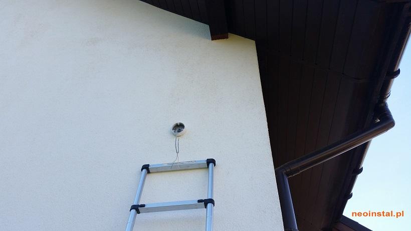 Montaż kamer Tychy